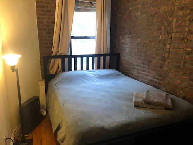 Quintessential West Village apartment