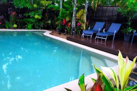 2 Bed, 2 Bathroom villa, Private pool & free Wi-Fi - Palm Cove