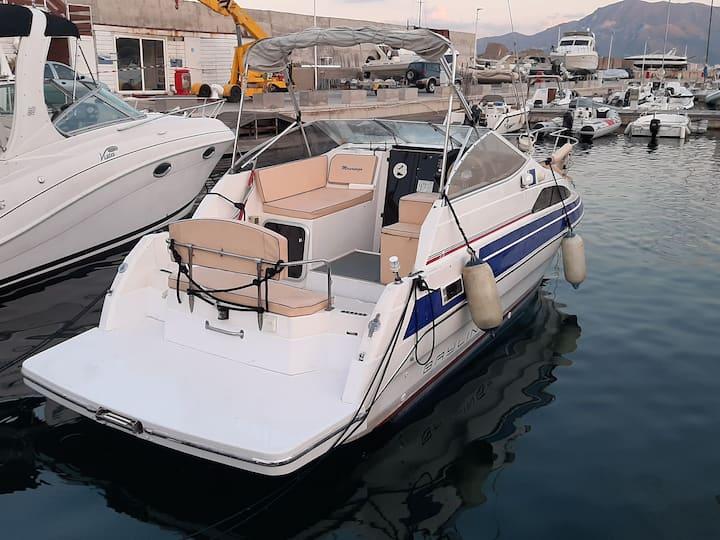 Esperienza in barca