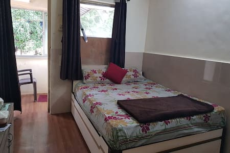 Sweet Home | Private Room with Balcony | Yari Road