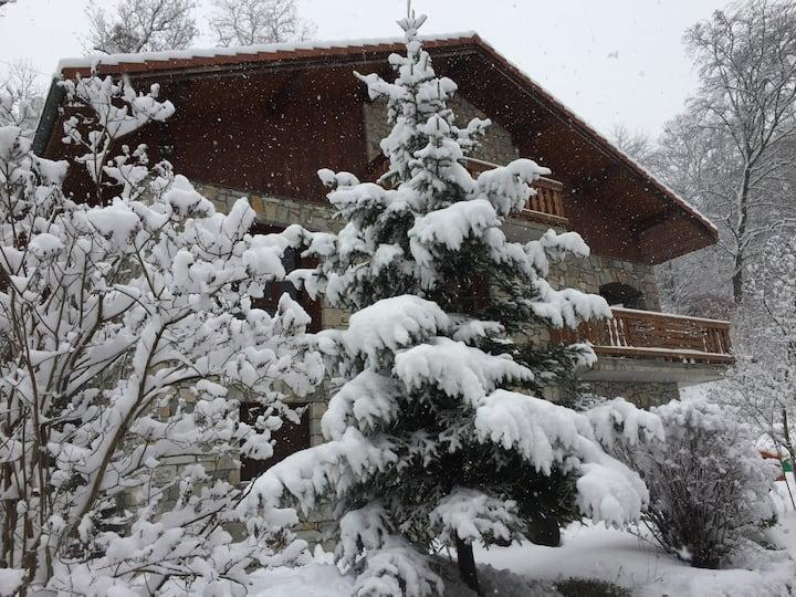 Appartement au coeur des stations de ski