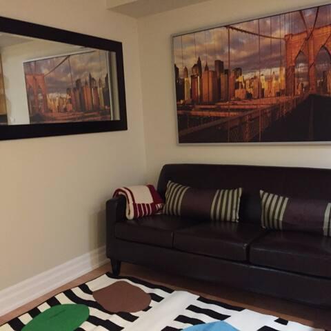 Elegant Furnished 3BR Apartment