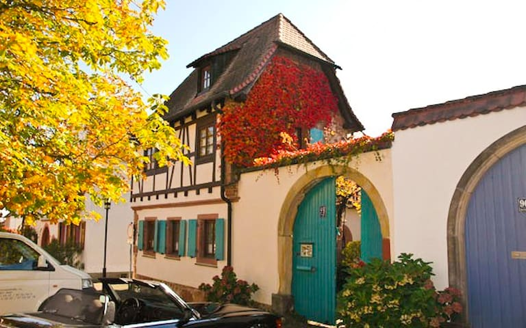 Romantischer, historischer Winzerhof - Rhodt - Casa de hóspedes