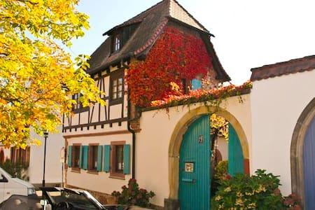 Romantischer, historischer Winzerhof - Rhodt