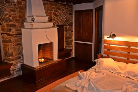 Fyloma #3 - Traditional guesthouse in Pelion - Apartment