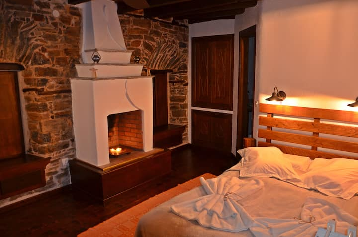 Fyloma #3 - Traditional guesthouse in Pelion