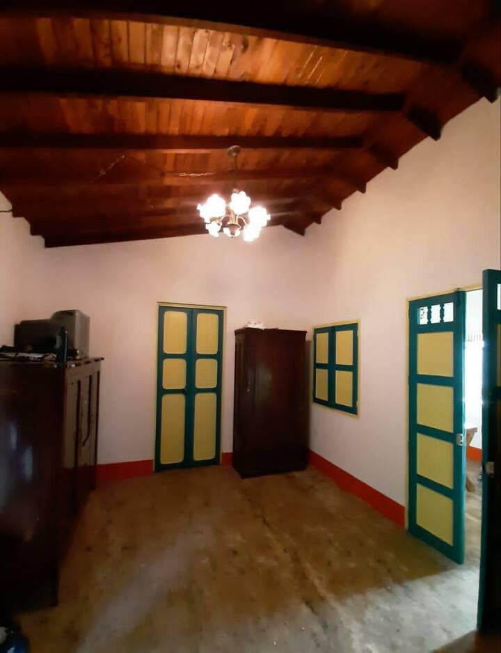 Finca villa lucía Andes