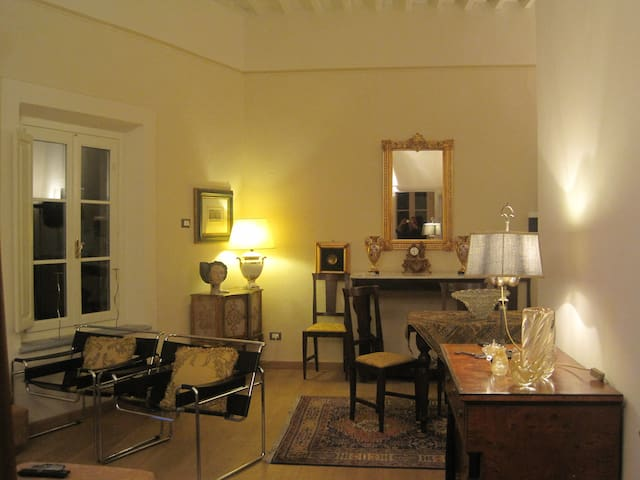 Appartamento storico del 1600 tra Pisa e Lucca - Pontasserchio - Wohnung