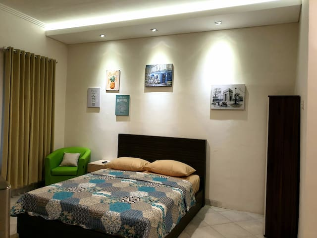 Comfy room 208 near canggu and seminyak