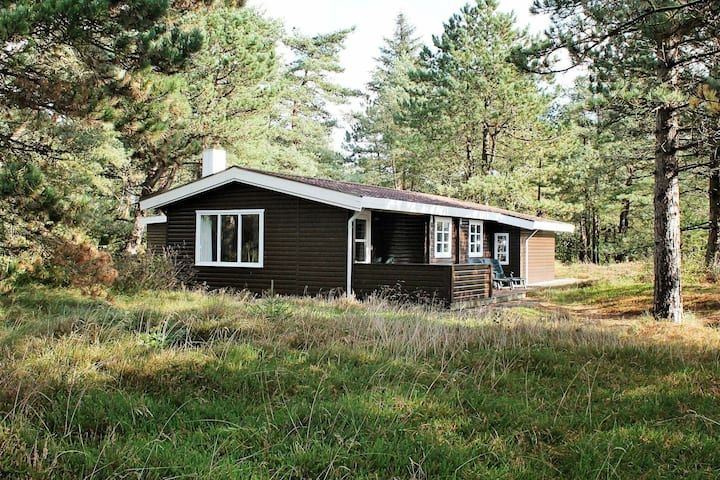 Quiet Holiday Home in Rømø Jutland With Terrace
