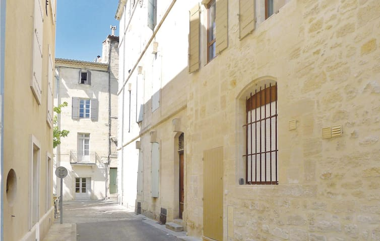 Holiday apartment with 1 room on 19 m² in Beaucaire