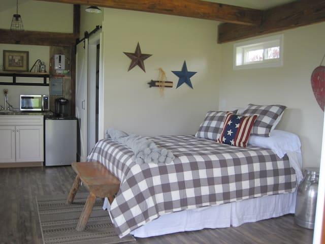 Lux & cozy bedding!