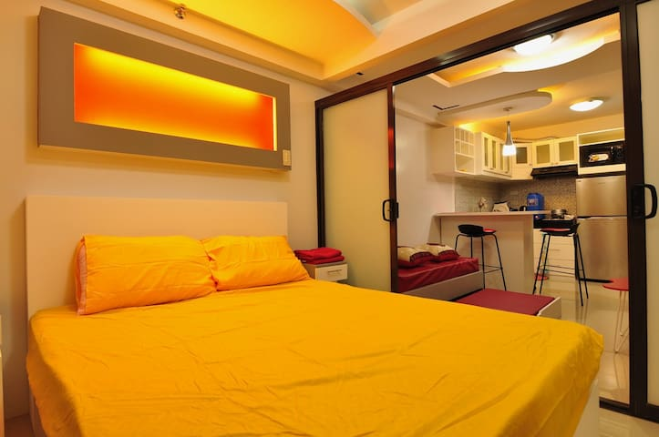 Newly 1bedroom besides SM, biggest shopping mall - Davao City - Selveierleilighet