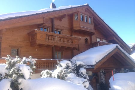 Luxury Apartment in the center of Crans (6 guests) - Montana