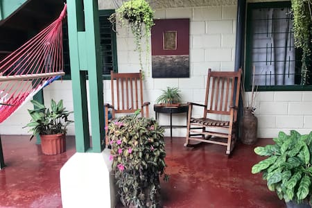 Rustic with private entrance room, best location