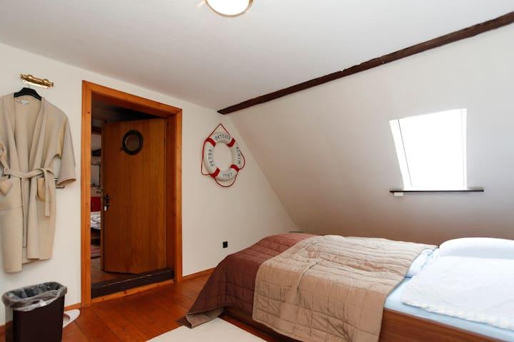 Denkmalgeschütztes Fachwerkhaus - Grünberg - Bed & Breakfast