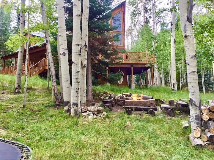 Best mountain cabin for your group! 4 bed 3 bath  Heart of Dixie National Forest