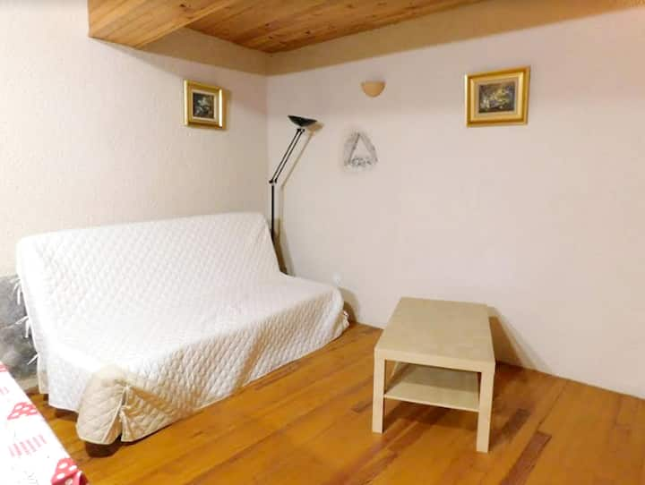 House with one bedroom in Saissac