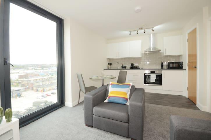 Urban Apartment Leeds City