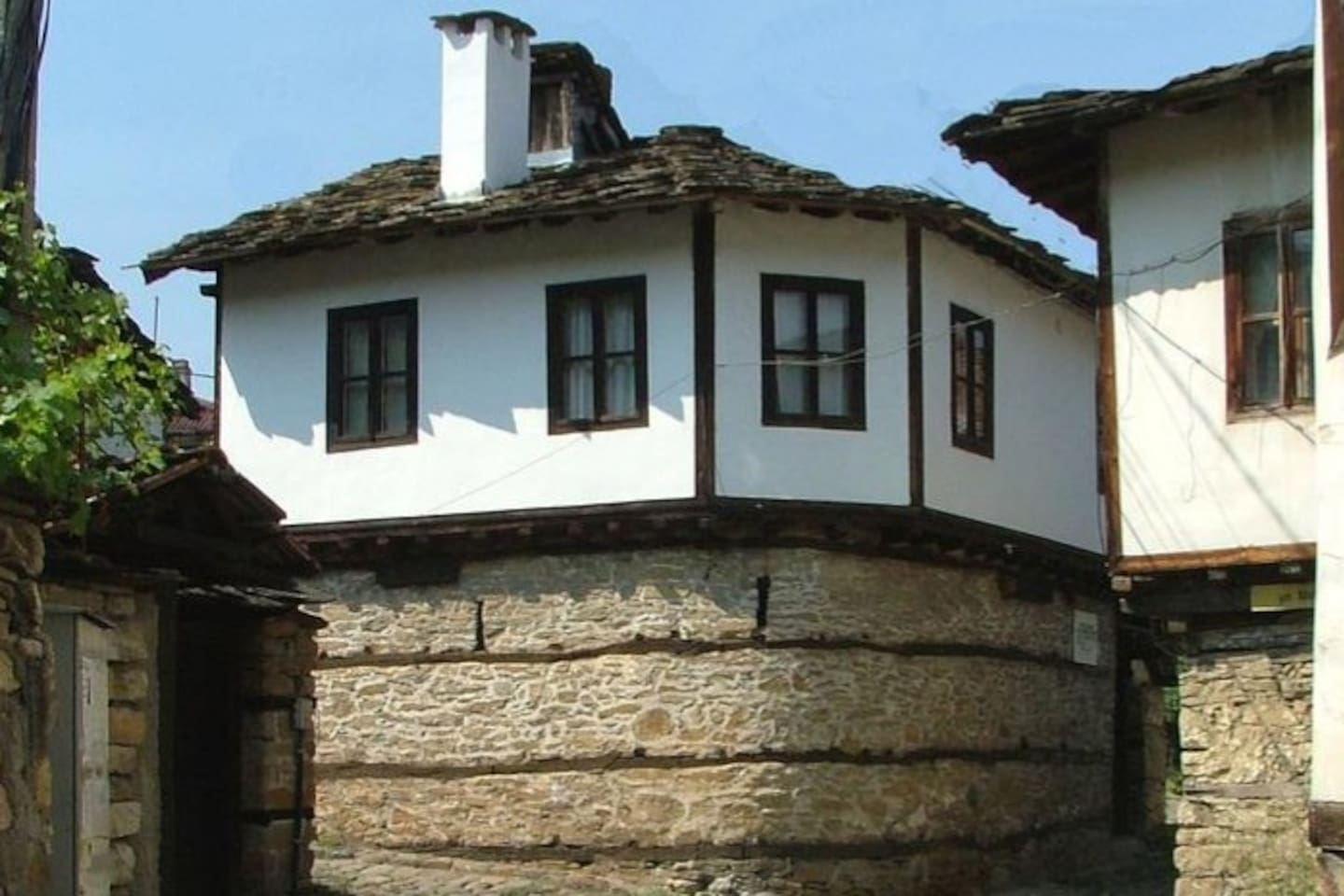 The Tinkov house - authentic Bulgarian flair in the heart of Lovech