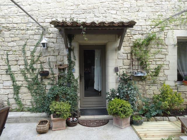 Chambre romantique en Provence - Carpentras
