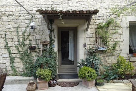 Chambre romantique en Provence - Carpentras - บ้าน