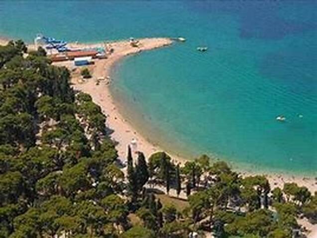 Chalet aan zee, Kroatië, Kornati, wifi, wasmachine