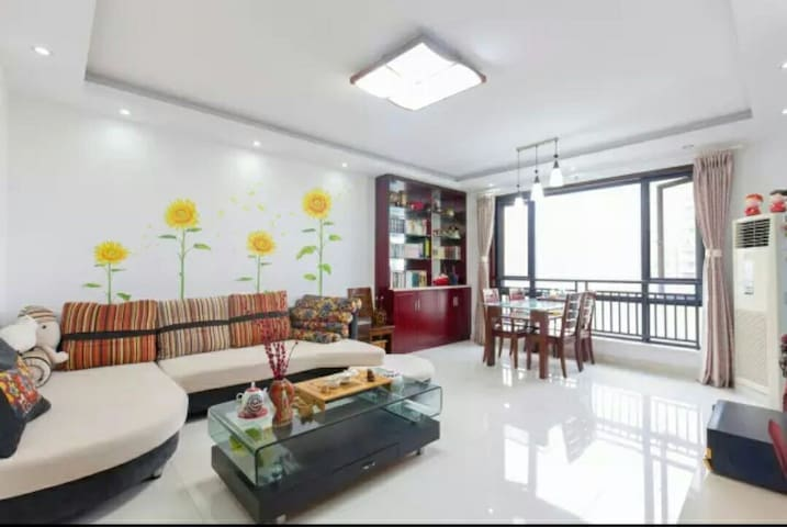 钱塘江畔超舒适大床独卫 Nice Room by QT River - Hangzhou - Appartement