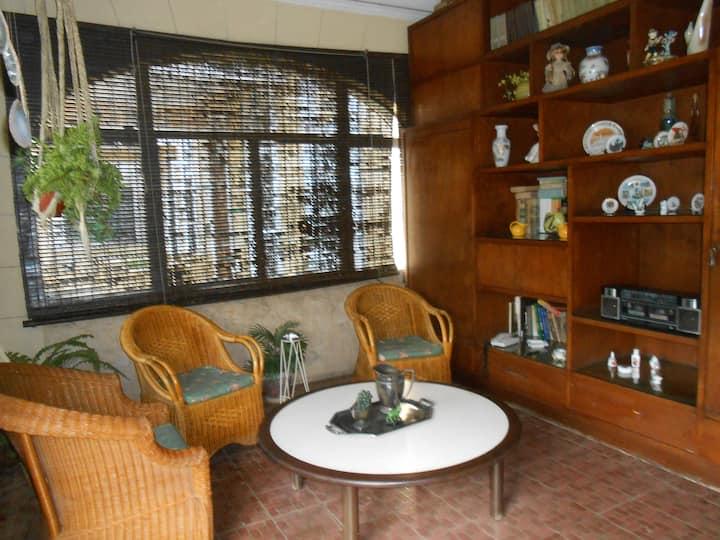 At Casa Fernandez, Vedado