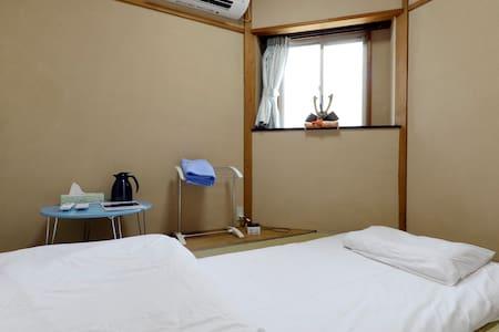 ShareRoom③ nr Sta Easy→Shinjuku Int+WiFi+TV - Arakawa-ku