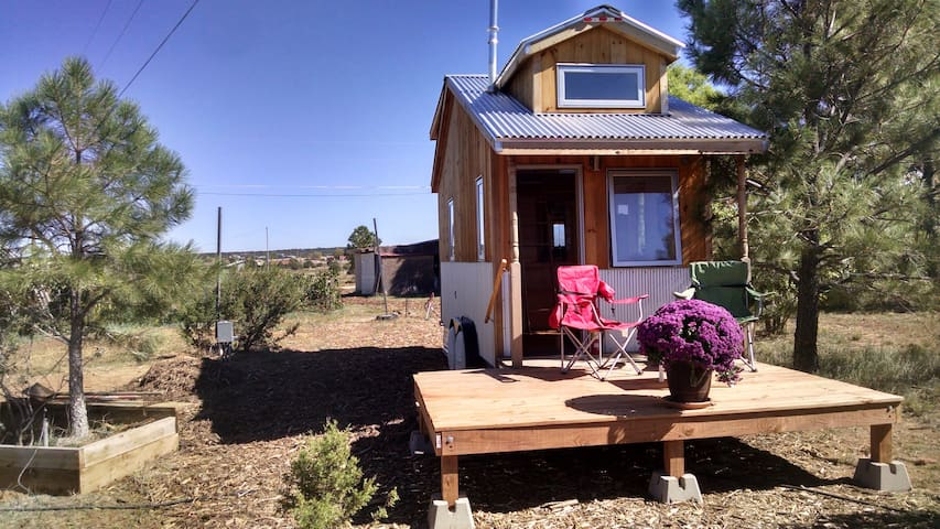 Brand New Sandia Park Tiny House