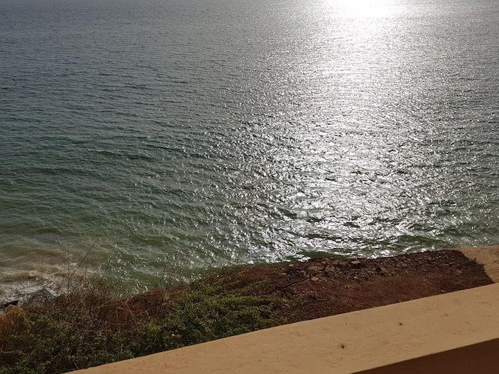 Relax et découverte dans une villa sur les côtes.