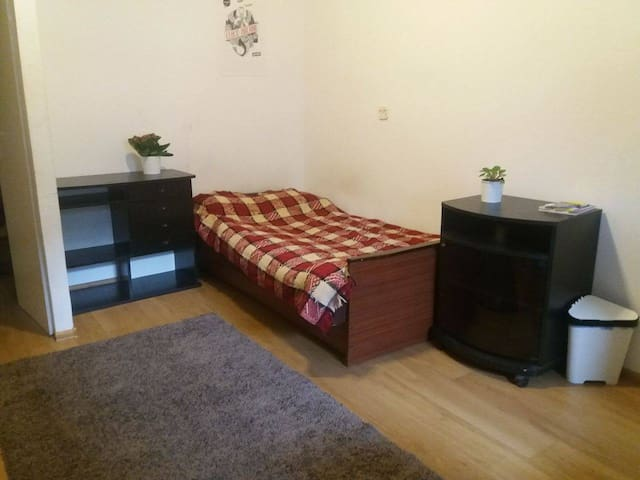 Cosy room with all amenities in the City Centre