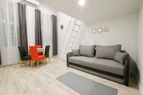 Hi5 Apartmetns 142 - Cozy studio - great location