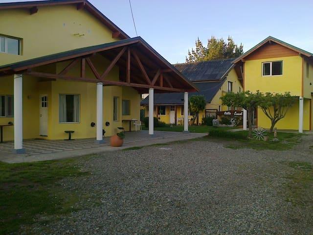 VILLA CASAL - Dina Huapi - Bariloche - Argentina - Dina Huapi - House