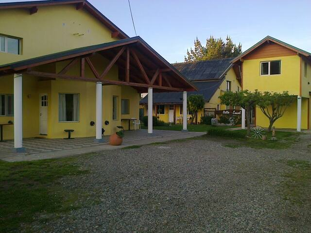 VILLA CASAL - Dina Huapi - Bariloche - Argentina - Dina Huapi - Casa