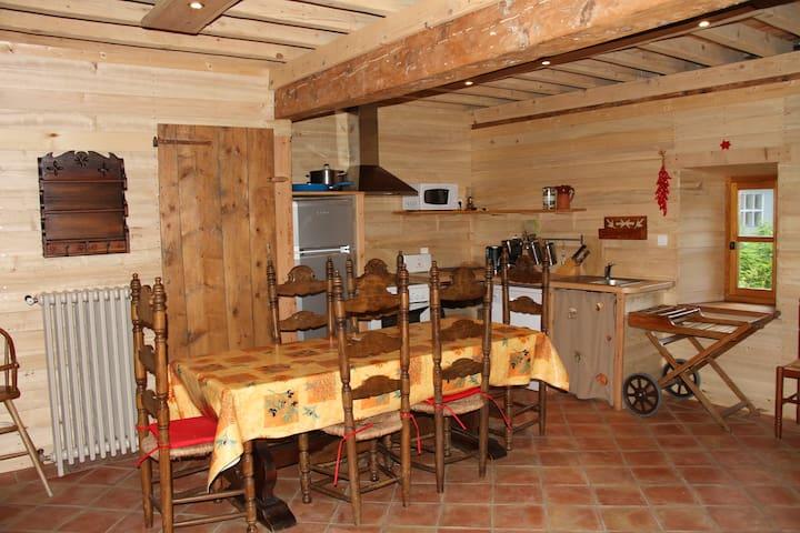Casa rural de montaña Alta Ariège - Unac - Rumah