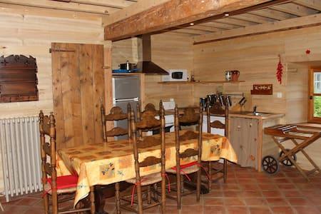 Gîte de montagne en Haute-Ariège - Unac