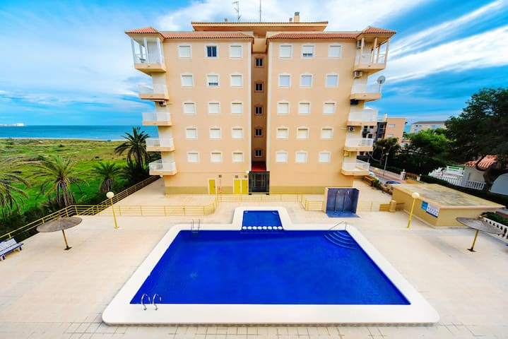 Sea view apartment_str. Pleamar 21 - Torrevieja - Apartemen