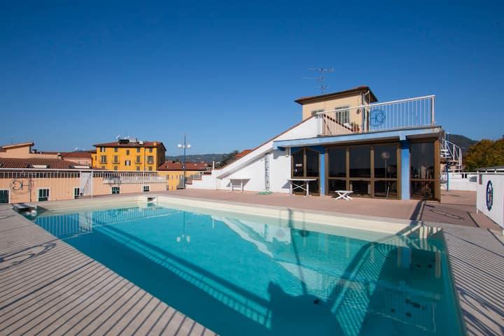 hotel corallo con piscina e free wi