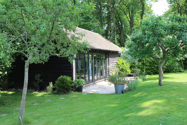Studio Barn in the South Downs National Park