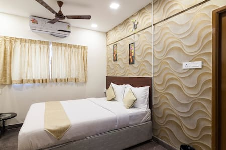 Private Bedroom with AC - Chennai