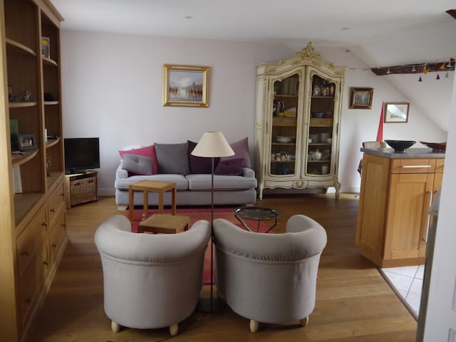 Great apartment in the center - Compiègne - Lägenhet
