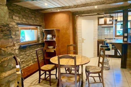 Charmante maison indépendante de Franche-Comté