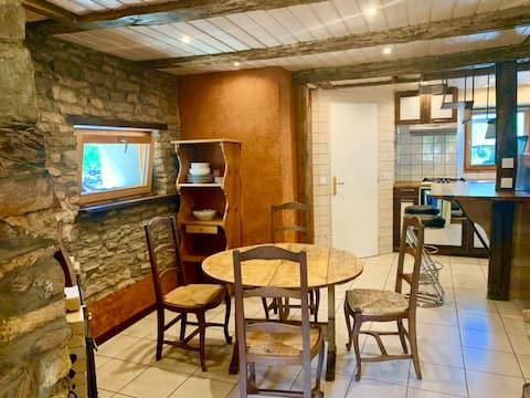 Affascinante casa indipendente di Franche-Comté