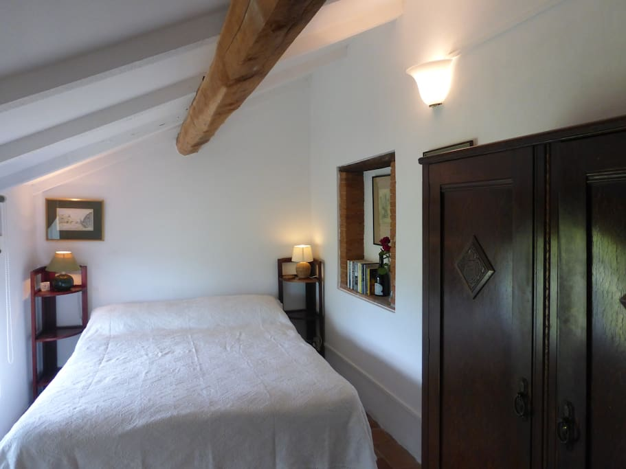 Camera matrimoniale - double bedroom