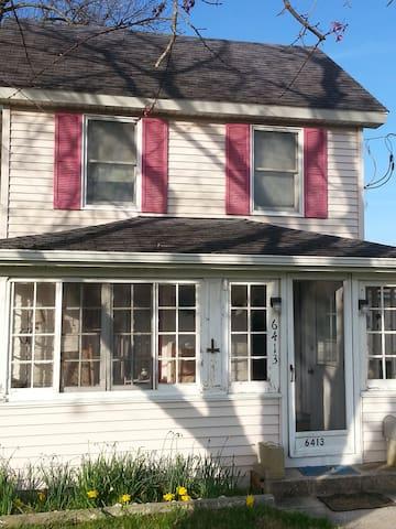 Waterman's Cottage