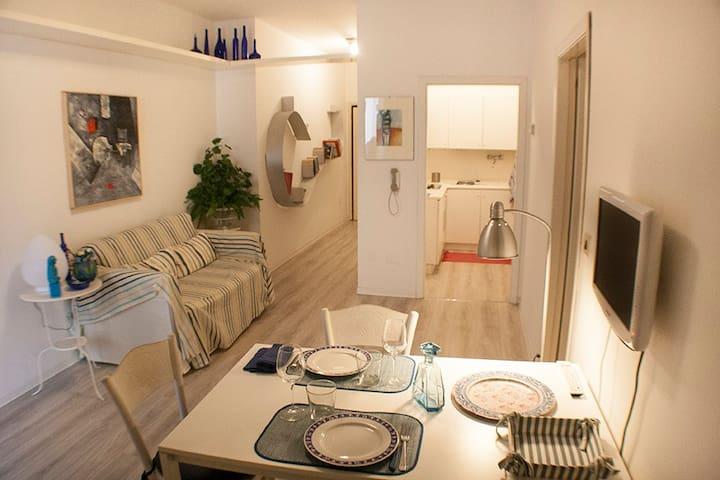 Grazioso appartamento tra Centro storico e il mare - Riccione - Apartament