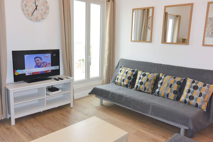 BEAUTIFUL 3 ROOMS CENTER MARSEILLE