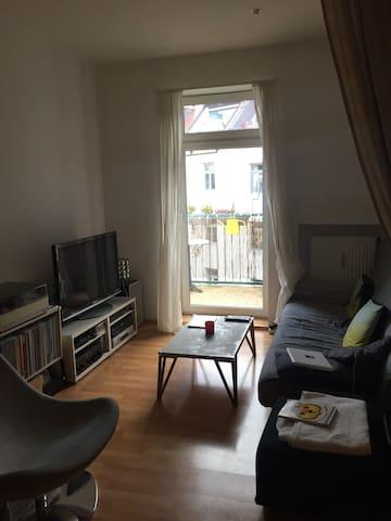 Cosy-central-stylish-city-Apartment - München - Apartment